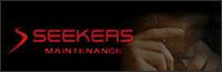 SEEKERS MAINTENANCE �m�C���A�I�[�o�[�z�[���n